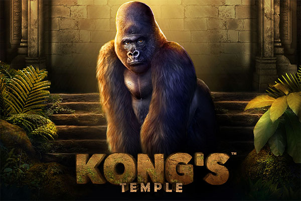 Main Gratis Slot Kong's Temple (Blueprint Gaming)
