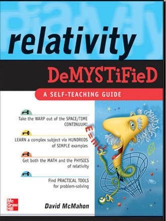 Relativity Demystified pdf 2021