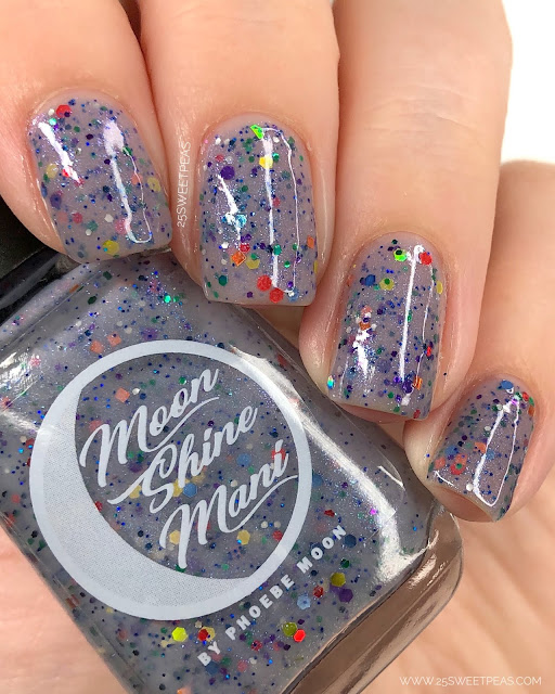 Moon Shine Mani PRIDE-sicle