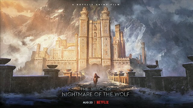 The Witcher Nightmare of the Wolf Animated Movie Coming August 23