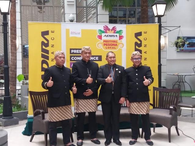 Promosikan Pariwisata Jabar, Adira Finance Akan Gelar Festival Pesona Lokal 2019 di Bandung