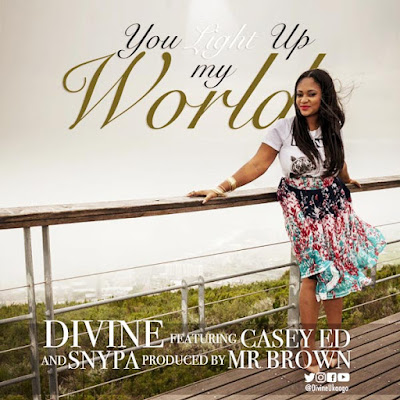 Free Download: Divine – You Light Up My World (Ft Casey Ed & Snypa