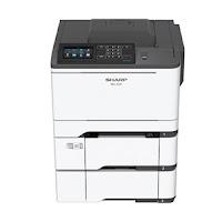 Sharp MX-C407P Driver Printer