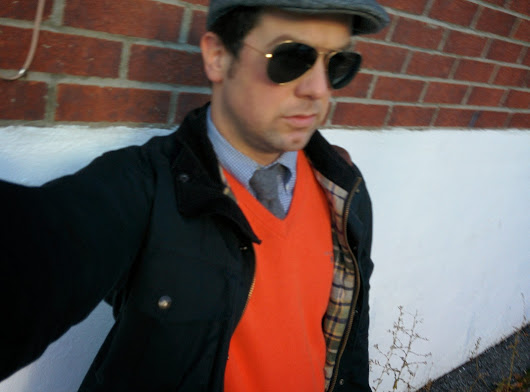 Out and About: Another #TieDayFriday, Fall Colours Edition