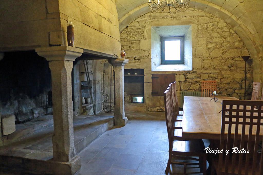 Cocina del Monasterio de Aciveiro, Pontevedra