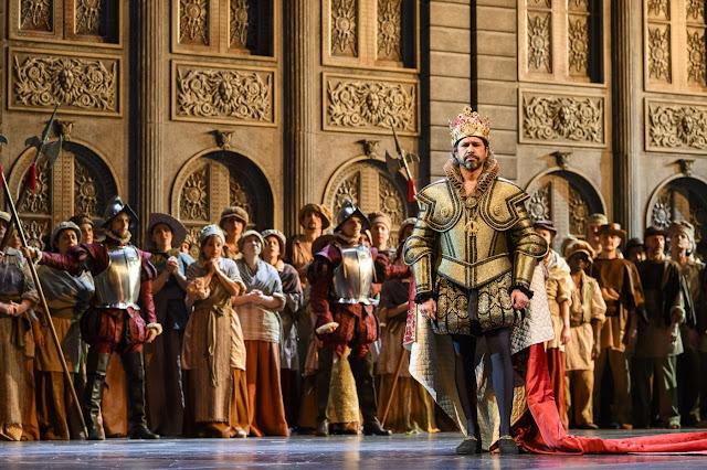 Verdi: Don Carlos - Ildebrando D'Arcangelo - L'Opera Royal de Wallonie