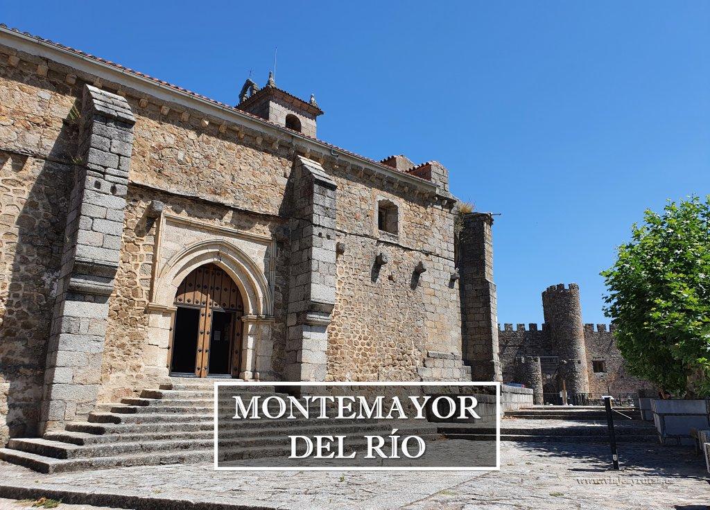 Montemayor del Río, un precioso pueblo de Salamanca