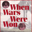 INTERVIEW with HUGH AARON, author of WHEN WARS WERE WON