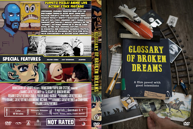 Glossary of Broken Dreams DVD Cover