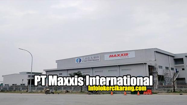 PT Maxxis International