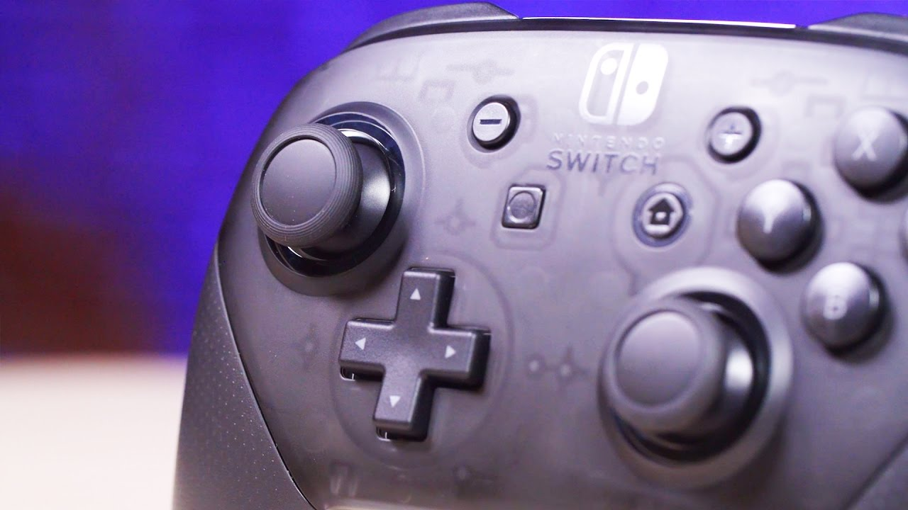 Steam agora é compatível com Pro Controller do Switch