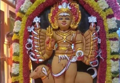 கால பைரவர் தோன்றிய வழிபாடு