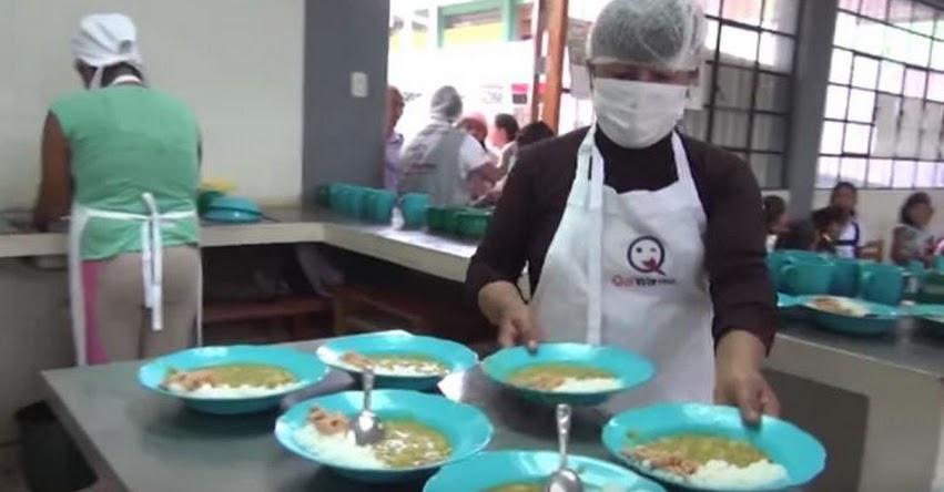 QALI WARMA: Qali Warma inició Servicio Alimentario a más de 4,8 millones de desayunos y almuerzos escolares [VIDEO] www.qaliwarma.gob.pe