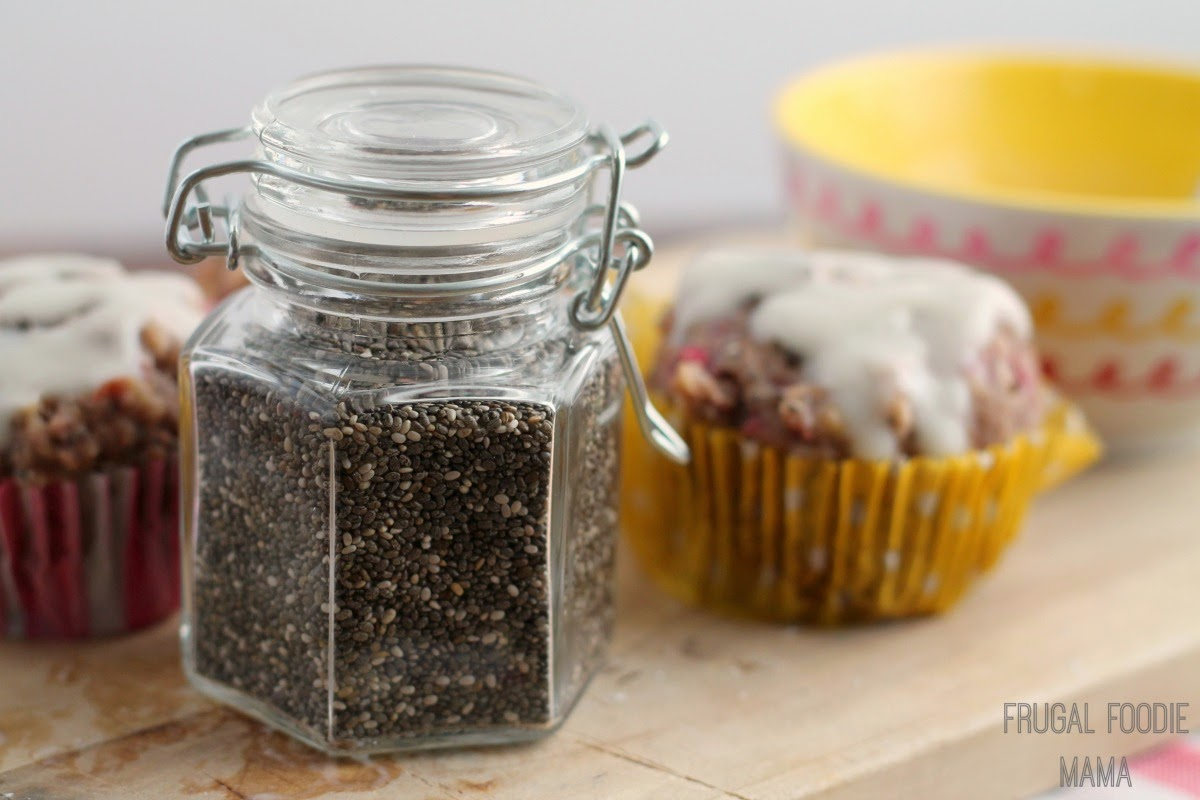 Chia seeds- incorporate these little powerhouses of nutrition into your daily diet!