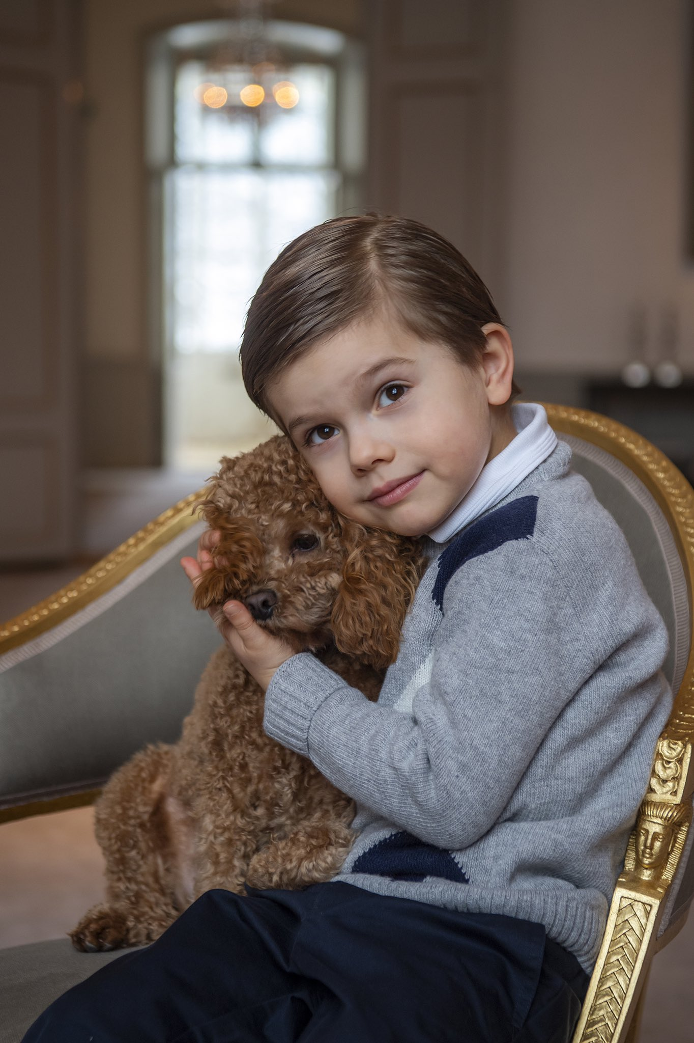 Prince Oscar's birthday Pictures