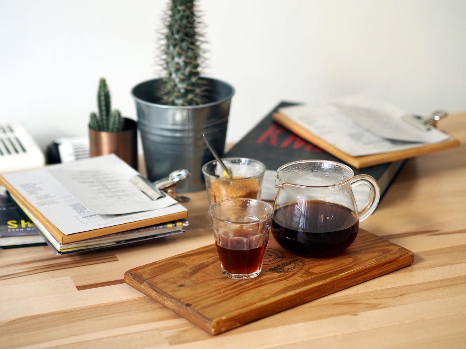 coffee room praha kavárna vinohrady
