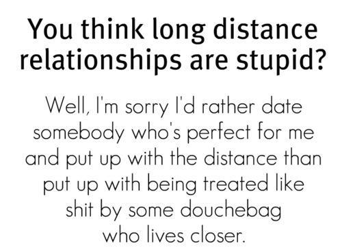Long distance relationships can they work