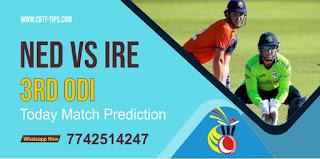 Ireland vs Netherland Dream11 Team Prediction, Fantasy Cricket Tips & Playing 11 Updates for Today's Ireland tour of Netherlands 2021 2021 - 7 Jun 2021