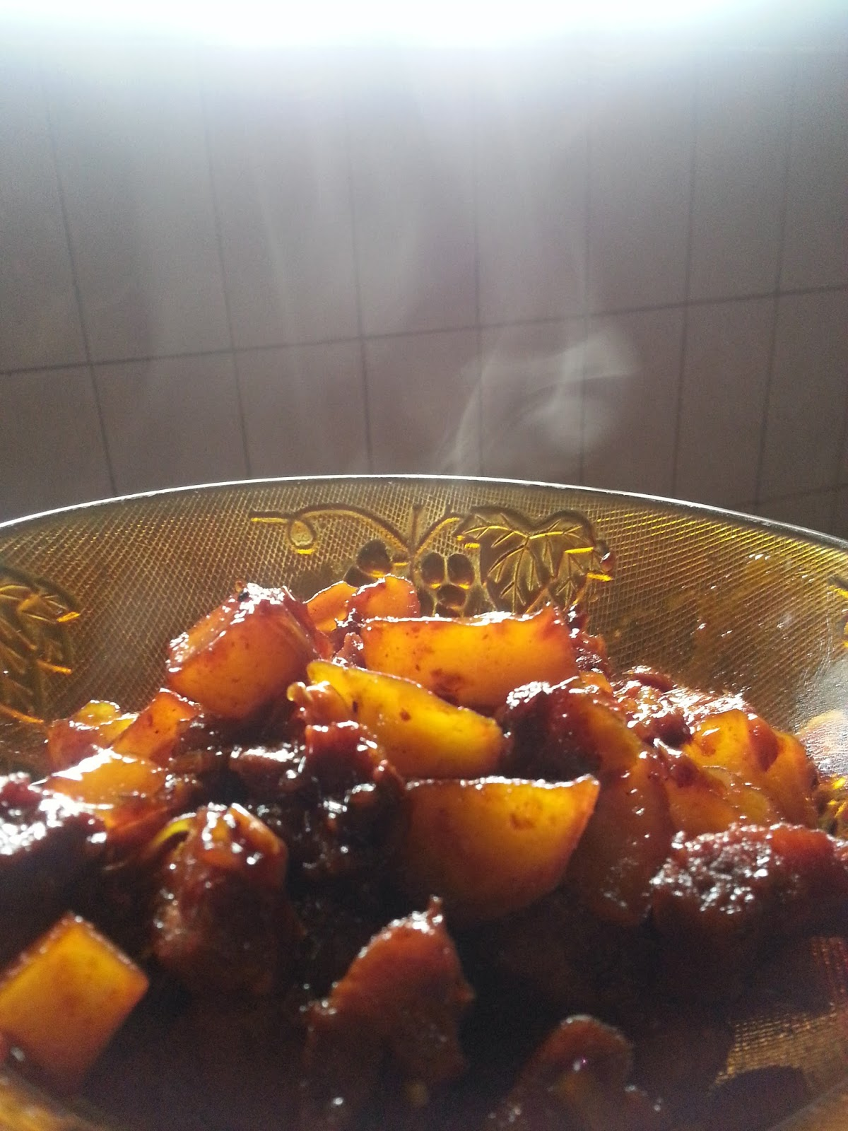 Cara Memasak Babi Kecap : memasak, kecap, Tiffanikoe:, Kecap
