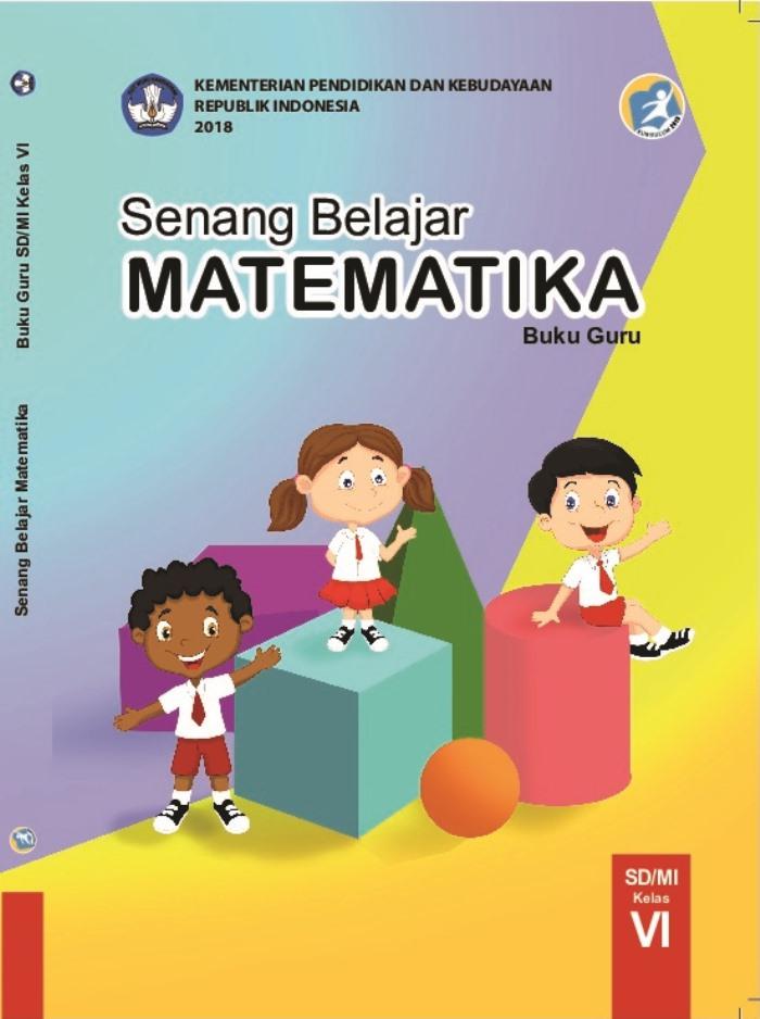 Buku Guru SD Kelas 6 Senang Belajar Matematika