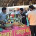 फाल्गुन महोत्सव में ब्रजवासियो ने लिया खरीदारी का लुफ्त
