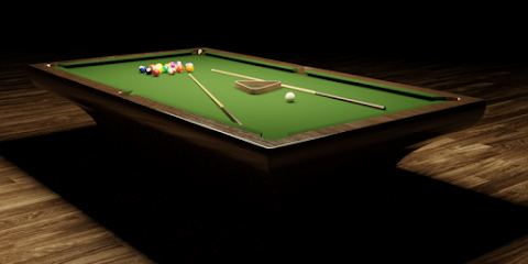 The Billiard Collection - Blender Market