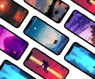13 BEAUTIFUL PHONE WALLPAPERS