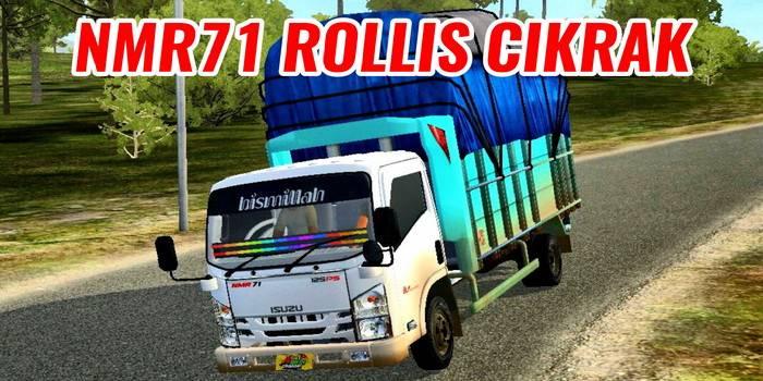 mod bussid nmr71 rollis cikrak