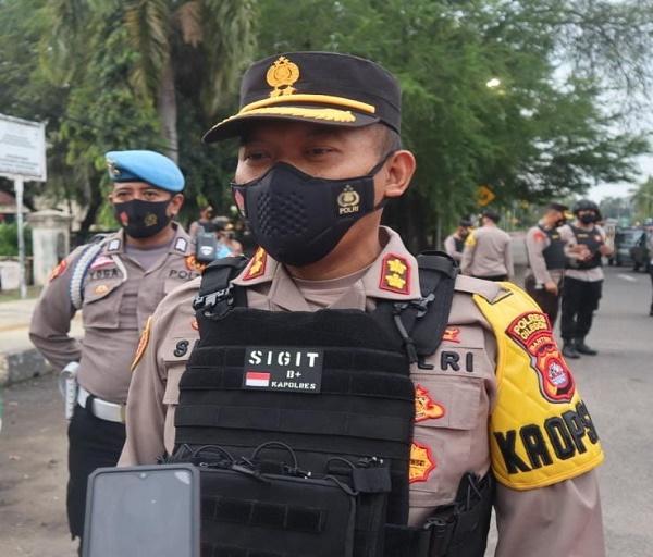 Beri Rasa Aman, Polres Cilegon akan Gencar Laksanakan Patroli Cipkon Selama Ramadhan