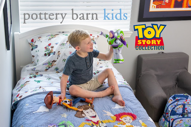 Toy Story Pottery Barn Kids