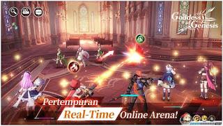 Download  Game Goddess of Genesis Apk Terbaru
