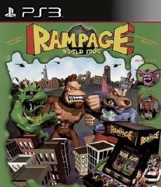 Rampage World Tour Psn Download Game Ps3 Ps4 Ps2 Rpcs3 Pc Free