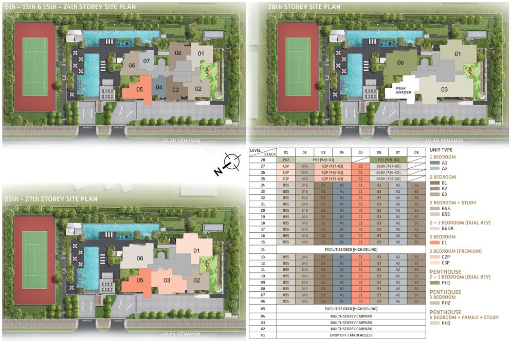 Verticus - Site Plan