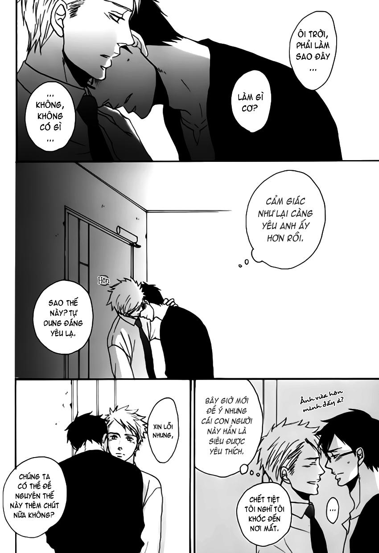 Trang 29 - Dù Thế Nào Em Vẫn Yêu Anh--EXTRA 4--END--[ShuShi Group] (- Yoneda Kou) - Truyện tranh Gay - Server HostedOnGoogleServerStaging
