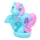 My Little Pony Blue Teddy Bear Pony Petite Ponies
