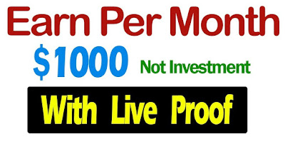 ChampCash Trick to earn $1000 per month Earning proof