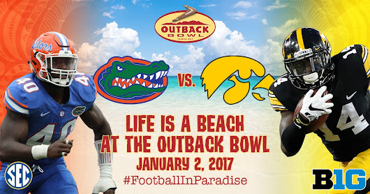 OutBack Bowl Transportation | festivities and Special Events