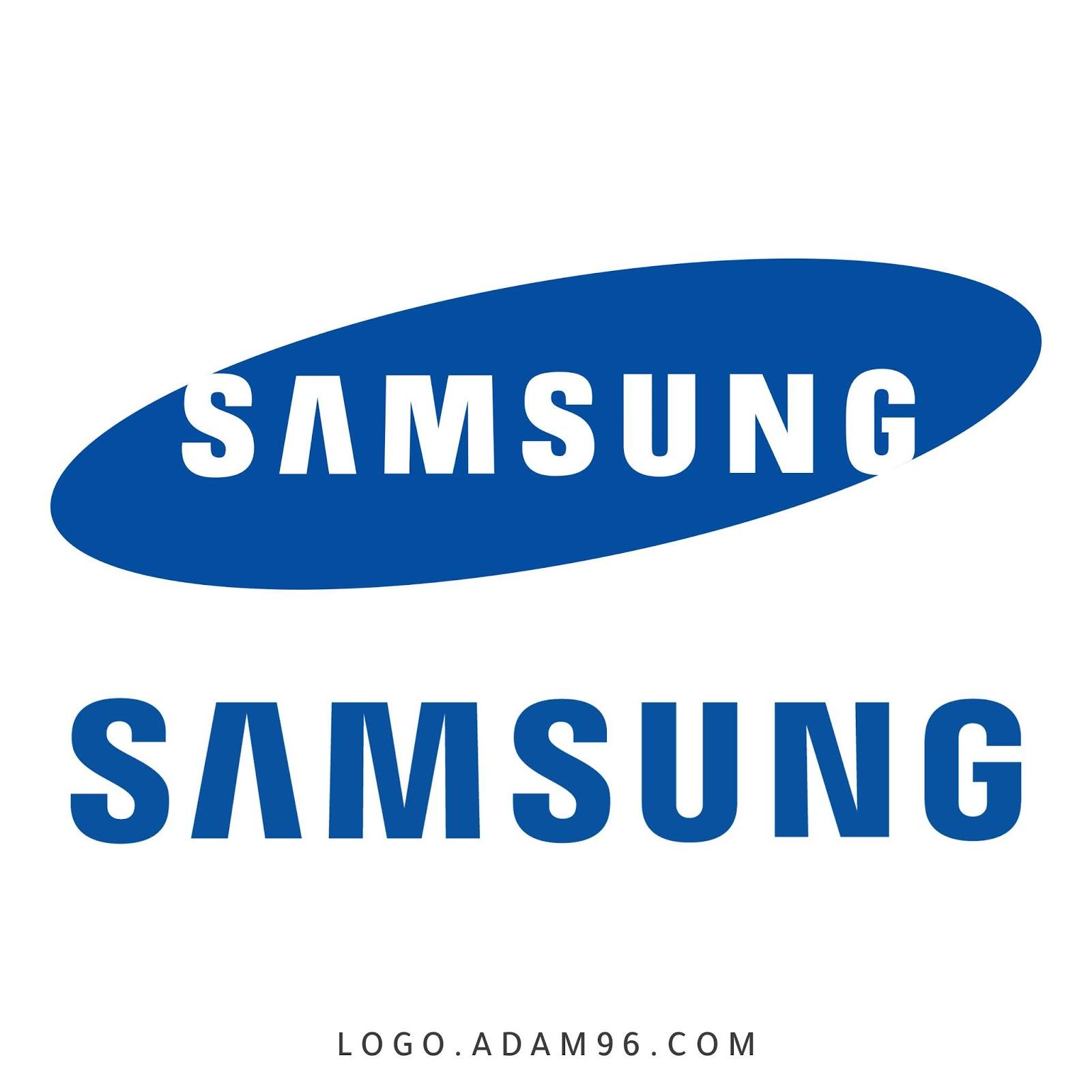 تحميل شعار شركة سامسونج عالي الجودة Logo Samsung Png