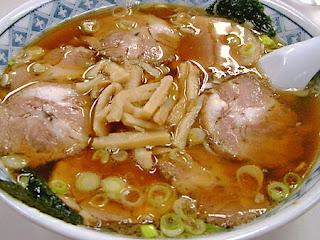 チャシュウ麺 / きぬ多 (喜多方市)