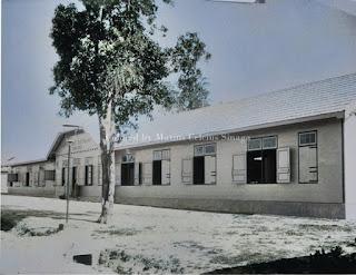 barak dari detasemen militer di sidikalang