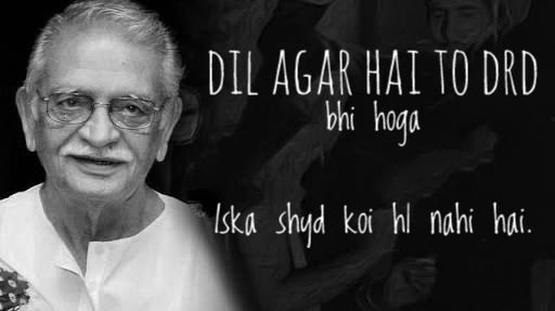 Gulzar Quotes on Zindgi no 2
