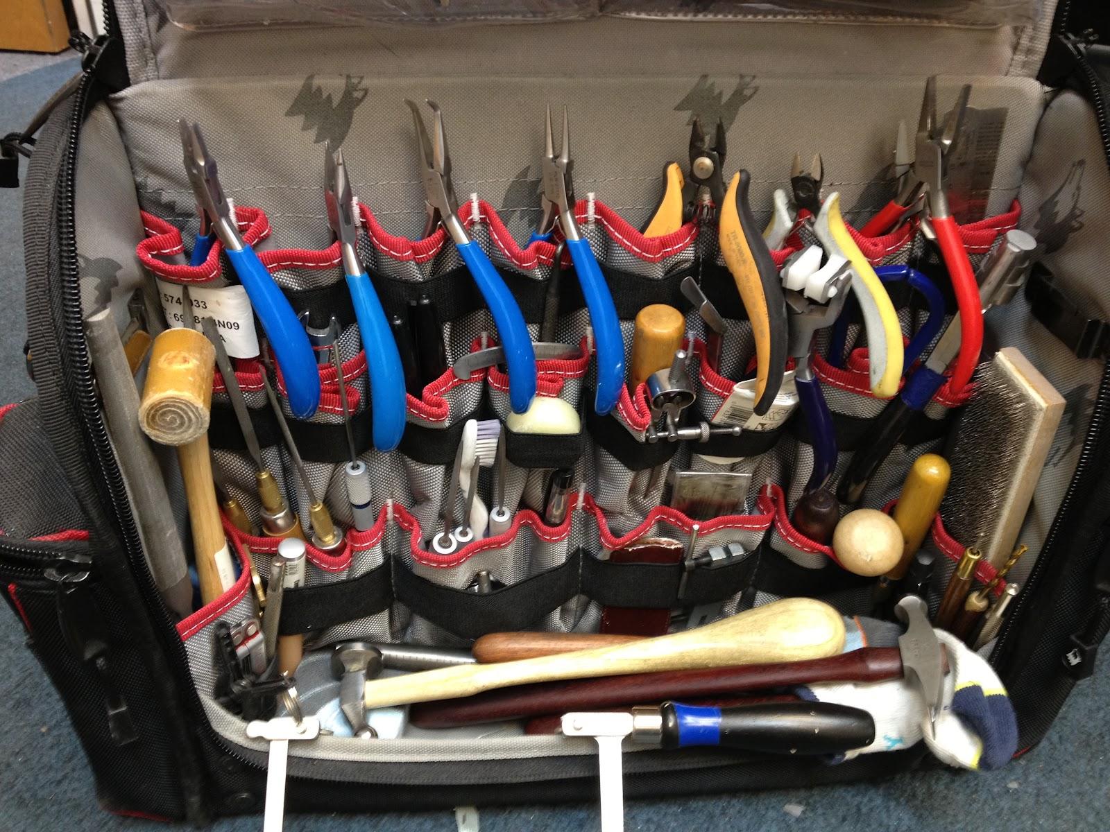 Home Tool Box Setup: Metal Studio Workbook: Your Tools. Anywhere. Anytime With