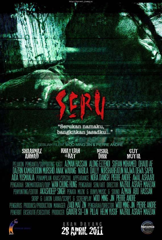 Review Filem Seru