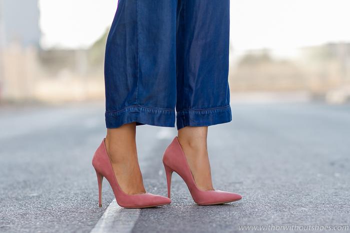 Adicta a los zapatos con las novedades de la temporada