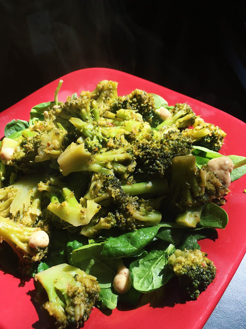 Healthy Broccoli Side Dish