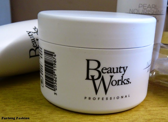 Beauty Works Hair care range