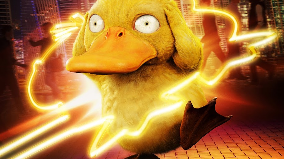 Psyduck, Pokemon: Detective Pikachu, 8K, #50