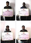 36 Suspected Fraudsters Arrested In Lagos (Photos)