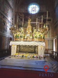 Cappella - Sacro - Cingolo - Duomo di Prato