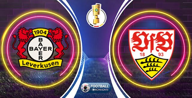 Bayer Leverkusen vs Stuttgart – Highlights